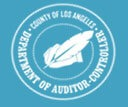 Department Of Auditor Controller LA Logo