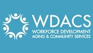 LA WDACS Logo