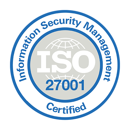 ISO 27001:2013 Information Security Management Certification