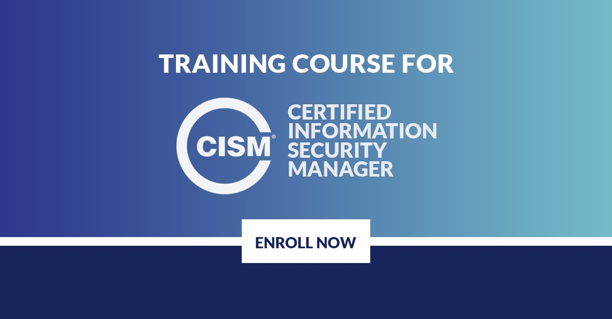CISM Certification: Online Training Course from WATI