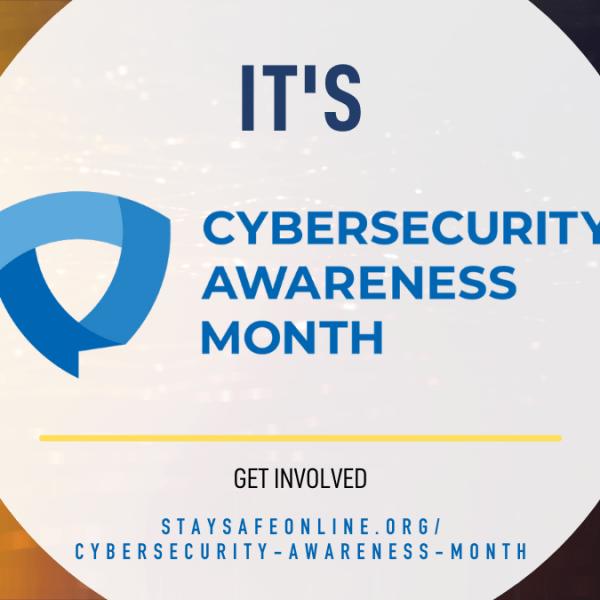 CybersecurityAwareness Month 2021